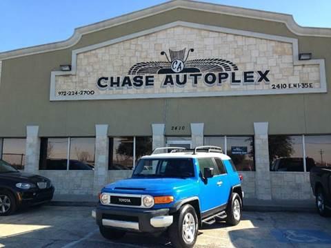 2008 Toyota FJ Cruiser for sale in Lancaster, TX