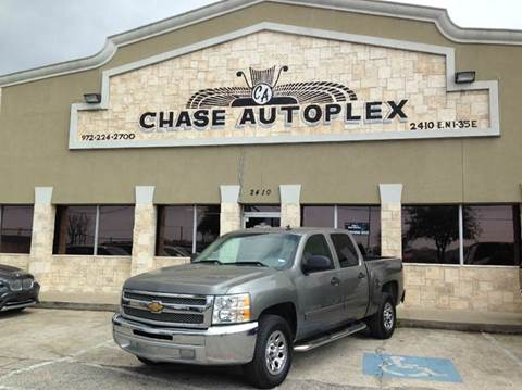2013 Chevrolet Silverado 1500 for sale in Lancaster, TX