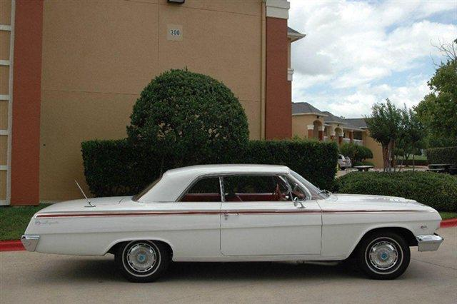 1962 Chevrolet Coupe