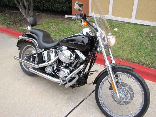 2001 Harley-Davidson FXSTD