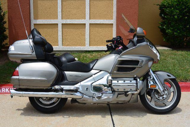 2008 Honda Goldwing