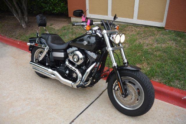 2009 Harley-Davidson FXDF