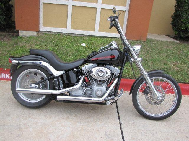 2007 Harley-Davidson FXST