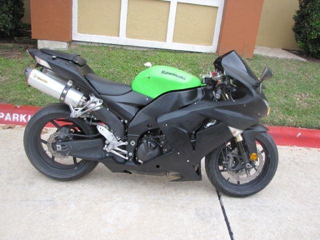 2007 Kawasaki ZX1000D