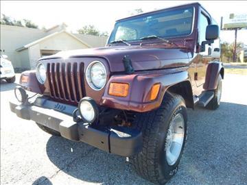 2003 Jeep Wrangler
