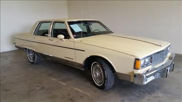 1986 Pontiac Parisienne