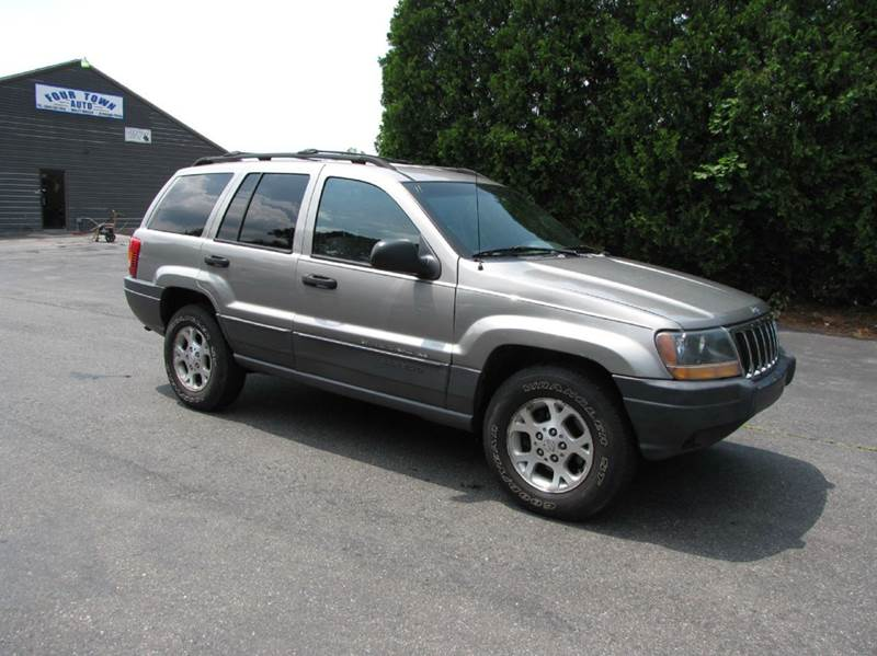 2001 Jeep Grand Cherokee 4dr Laredo 4WD SUV - Somers CT