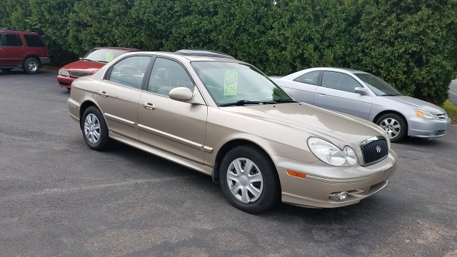2005 Hyundai Sonata GL 4dr Sedan - Somers CT