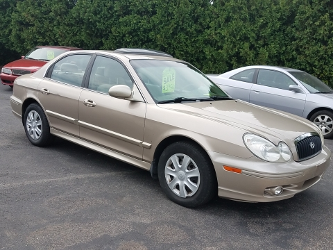 2005 Hyundai Sonata for sale in Somers, CT