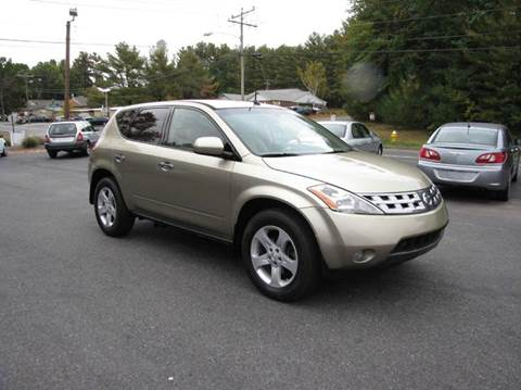 2005 Nissan Murano for sale in Somers, CT