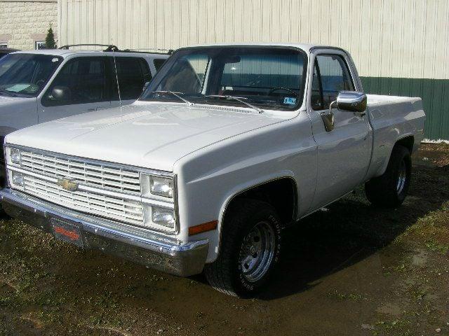 1985 chevy trucks for sale autos weblog. Black Bedroom Furniture Sets. Home Design Ideas