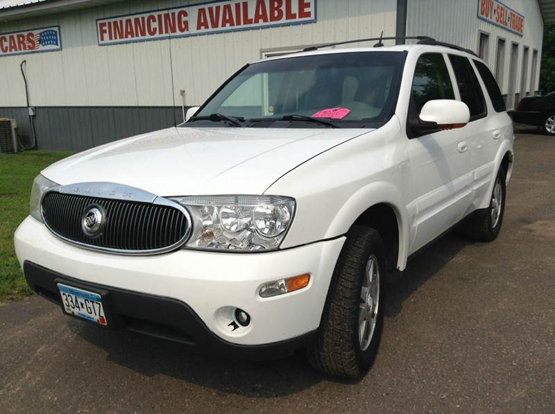 2004 Buick Rainier For Sale In Cambridge Mn