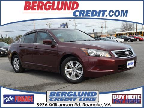 2008 Honda Accord for sale in Roanoke, VA