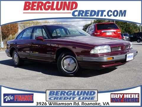 1992 Oldsmobile Eighty-Eight Royale for sale in Roanoke, VA