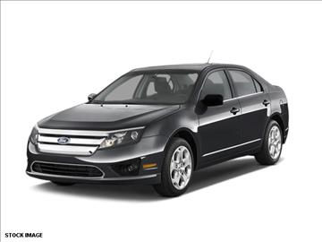 2010 Ford Fusion for sale in Roanoke, VA