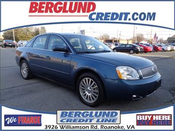2005 Mercury Montego for sale in Roanoke, VA