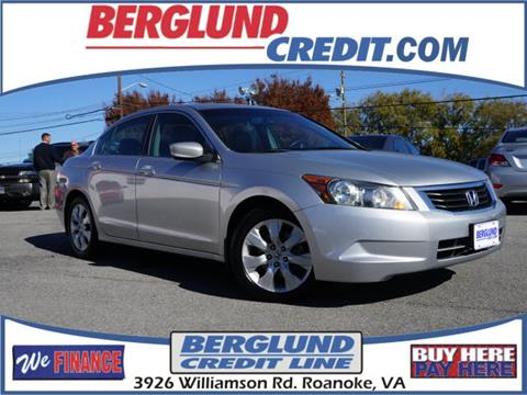 2009 Honda Accord for sale in Roanoke, VA
