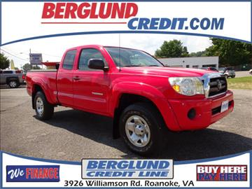 2008 Toyota Tacoma For Sale  Carsforsalecom