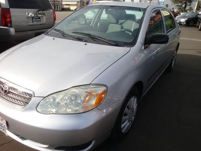 2007 Toyota Corolla   Buena Park, CA