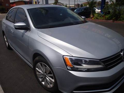 2015 Volkswagen Jetta for sale in Buena Park, CA