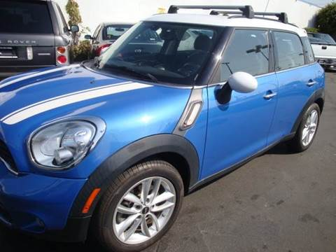 2013 MINI Countryman for sale in Buena Park CA
