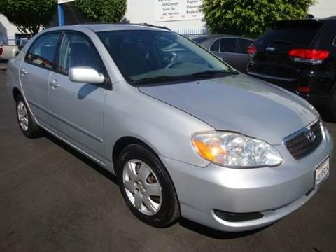 2008 Toyota Corolla for sale in Buena Park CA