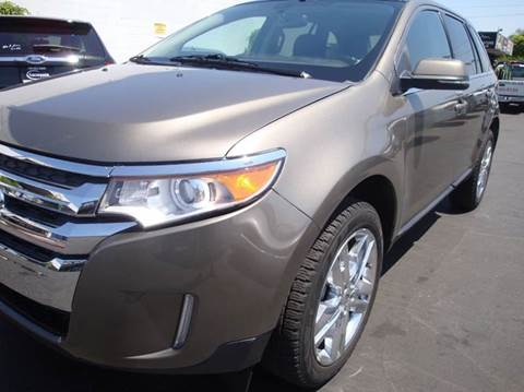 2014 Ford Edge for sale in Buena Park, CA