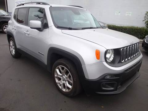 2015 Jeep Renegade for sale in Buena Park CA