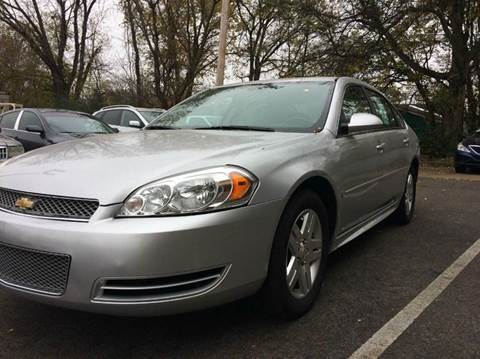 2006 Chevrolet Impala for sale in Dyersburg, TN