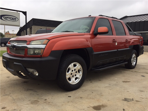 chevrolet avalanche for sale tennessee. Black Bedroom Furniture Sets. Home Design Ideas