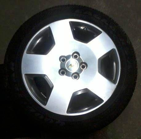 2006 Monte Carlo  SS Wheel with Good Year EagleTire 1