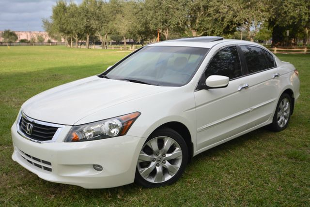 2008 HONDA ACCORD V6 AUTO EX-L pearl white gorgeous pearl white on tan honda accord exl-v6only