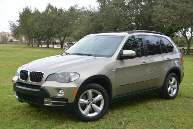 2008 BMW X5 30SI kalahari beige met great price 2008 bmw x5extra cleannone smoker owner