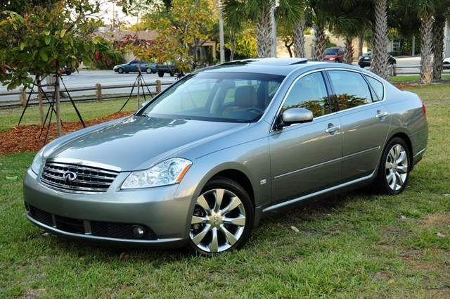 2006 INFINITI M35 SEDAN liquid platinum metallic this infiniti m35 luxury sport sedan has just arr