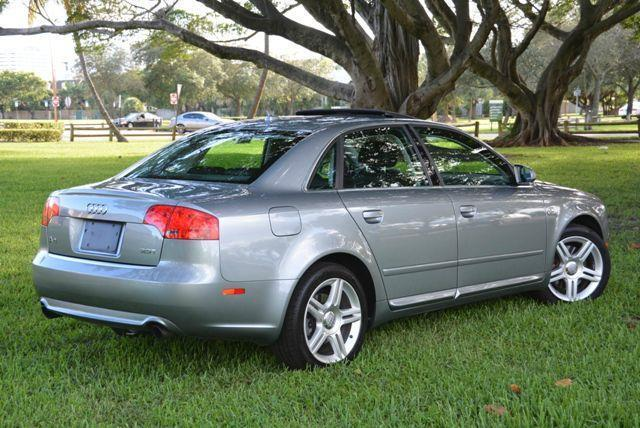 2008 AUDI A4 SE 20L TURBO silver gray 2008 audi a4 s-linelow mileagelow pricecarfa