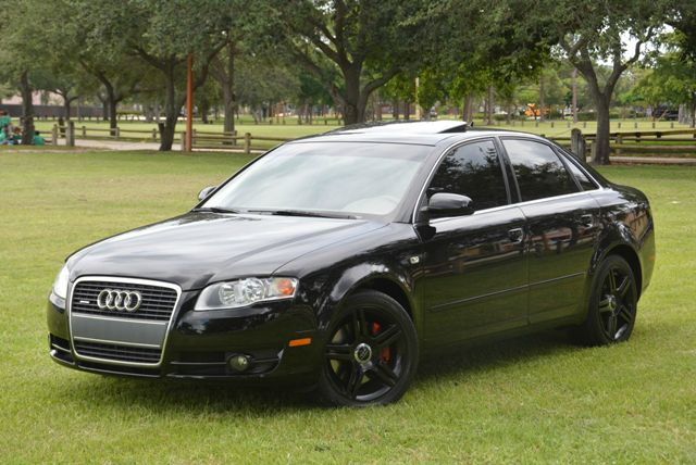 2006 AUDI A4 20T QUATTRO MANUAL black truly an immaculate condition audi a4rare 6 speed man