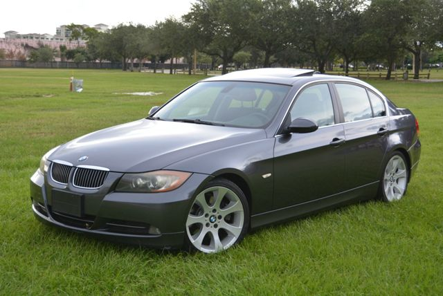 2006 BMW 3 SERIES 330I SEDAN gray immaculate condition bmw 330i sportpowerful 30l with rare