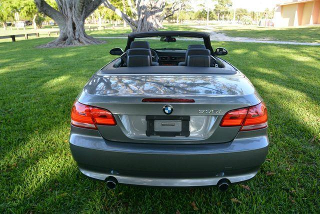 2008 BMW 3 SERIES 335I SPORT PKG CONVERTIBLE gray truly a gorgeous bmw 335i convertibleit is an
