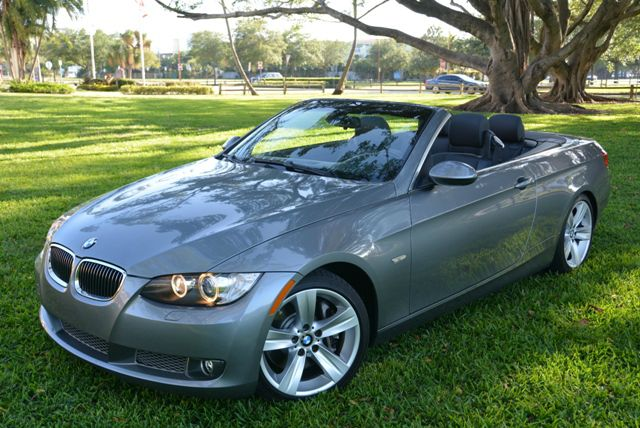 2008 BMW 3 SERIES 335I CONVERTIBLE gray yes only 18995 for this 2008 bmw 335i twin turbo converti