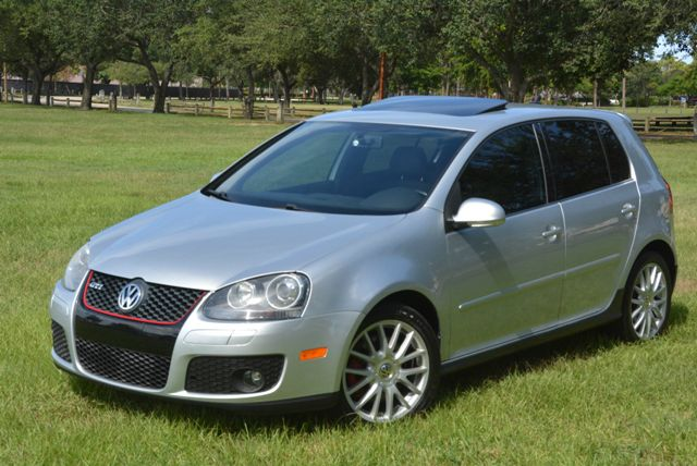 2007 VOLKSWAGEN GTI HB DSG silver immaculate 1 owner vw gti 4 door carfax certified perfect