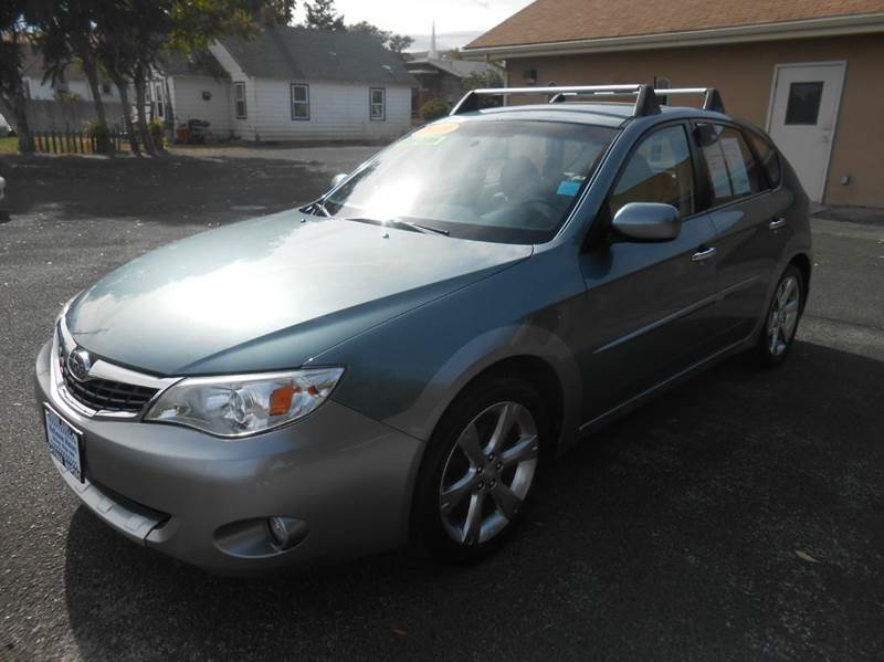 2009 subaru impreza awd outback sport 4dr wagon 5m in. Black Bedroom Furniture Sets. Home Design Ideas