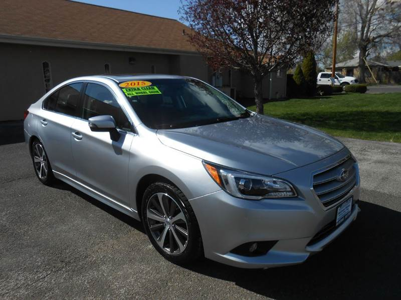 2015 subaru legacy limited awd 4dr sedan in union gap wa mckenna motors. Black Bedroom Furniture Sets. Home Design Ideas