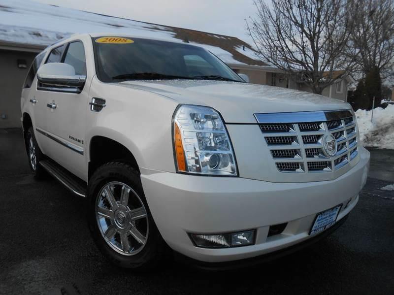 2008 Cadillac Escalade Awd 4dr Suv In Union Gap Wa