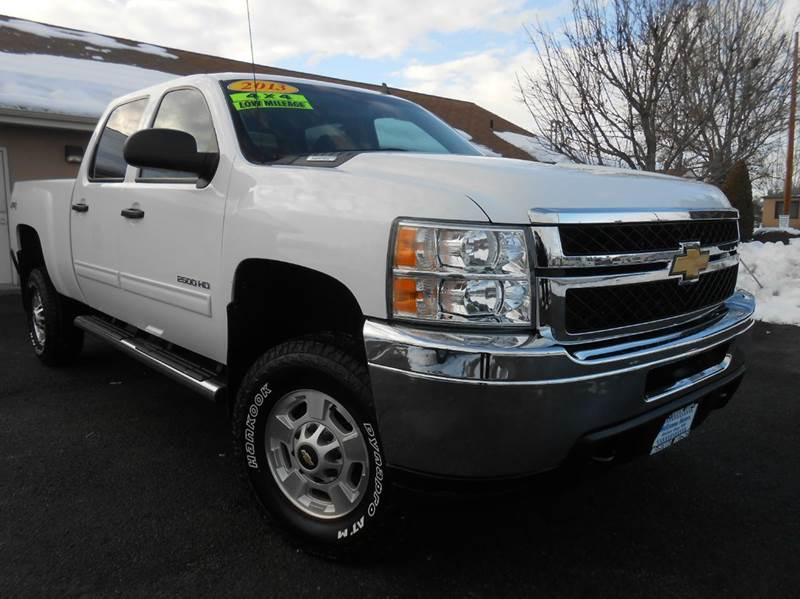 2013 chevrolet silverado 2500hd lt 4x4 4dr crew cab sb in. Black Bedroom Furniture Sets. Home Design Ideas