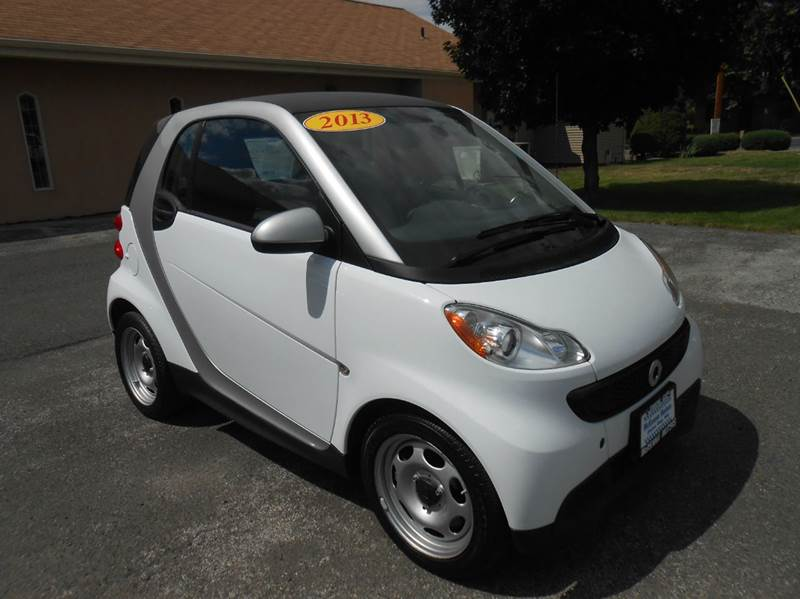 2013 Smart Fortwo Pure 2dr Hatchback In Union Gap Wa