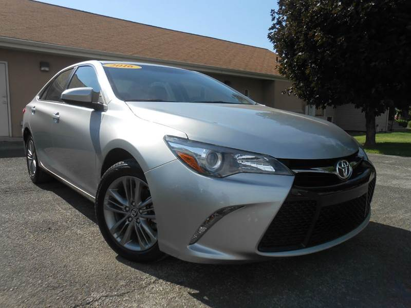 toyota camry 2016 special edition. 2016 toyota camry special edition 4dr sedan union gap wa