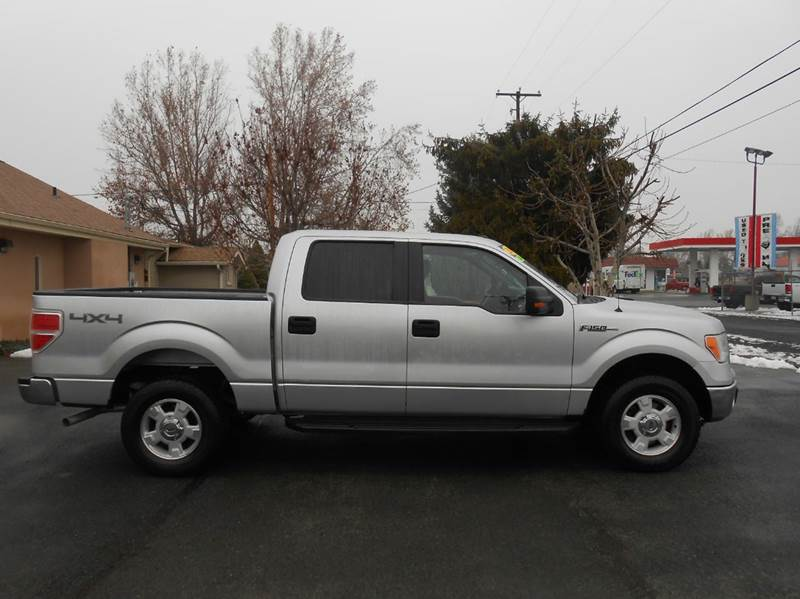 2010 F 150 4x4 Supercrew Xlt 157 Wb Styleside | Autos Post