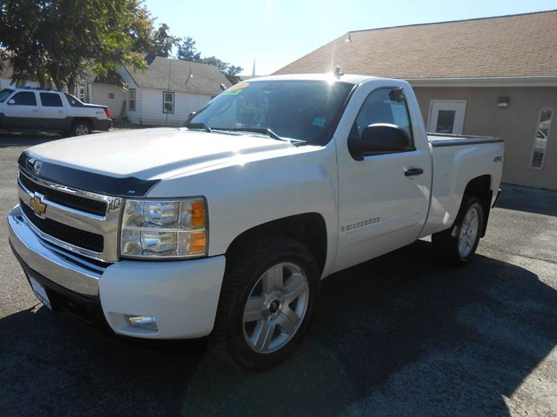 2008 chevrolet silverado 1500 4wd lt1 2dr regular cab 6 5 ft sb in union gap wa mckenna motors. Black Bedroom Furniture Sets. Home Design Ideas