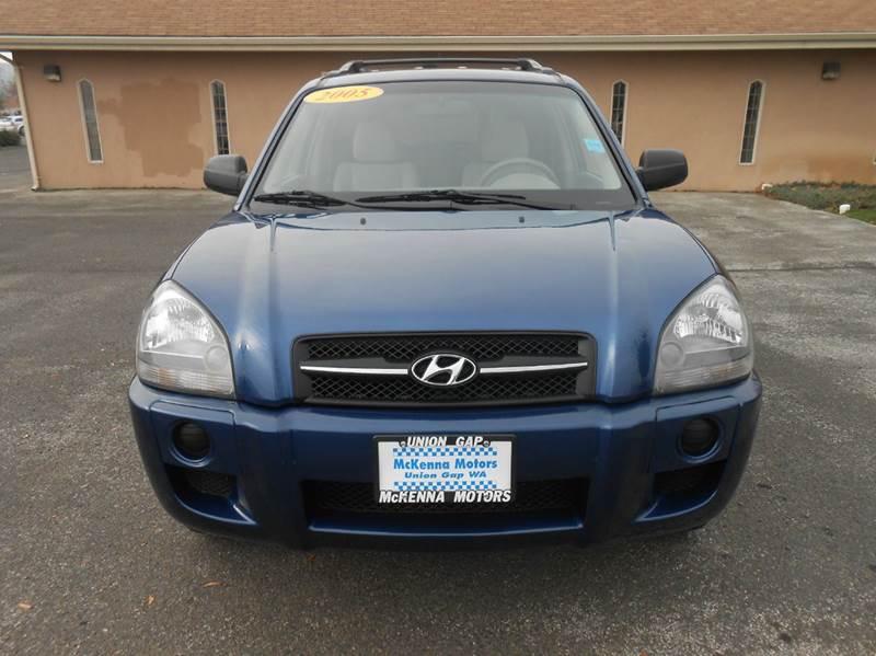 2005 Hyundai Tucson Gl 4dr Suv In Union Gap Wa Mckenna