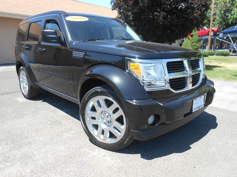 2009 dodge nitro 4x4 slt 4dr suv in union gap wa mckenna motors. Black Bedroom Furniture Sets. Home Design Ideas